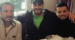 الصورة الأولى سعد لمجرد خارج السجن