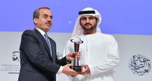 غسان شربل شخصية العام الإعلامية في دبي