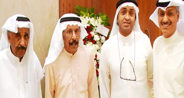 طارق المزرم - خالد الراشد - بدر بورسلي - - محمد جابر