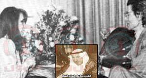 الشيخ جابر العلي وفيروز ورياض السنباطي