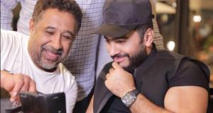 الشاب خالد وتامر حسني