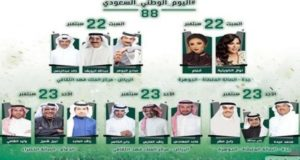 الوم الوطني السعودي