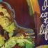 ملصق نادر وأصلي من فيلم الرعب الكلاسيكي المومياء